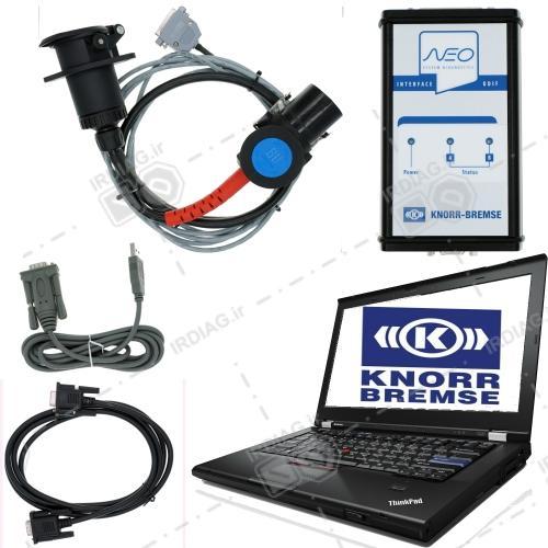 سیستم ترمز کنور برمسه KNORR BREMSE - دیاگ سیستم ترمز کنور برمسه KNORR BREMSE