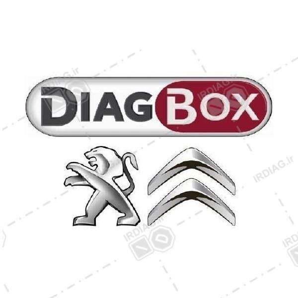 diagbox 1 600x600 - نرم افزار رابط دیاگ پژو و سیتروئن DiagBOX