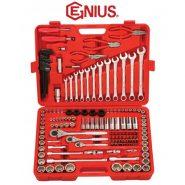 genius ac 234151 185x185 - جعبه ابزار جنیوس 151 پارچه مدل AC-234151