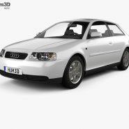 Audi A3 8L hatchback 3door 2003 1000 0001 185x185 - برنامه ریزی و ریمپ AUDI A3 (8P) 2.0L