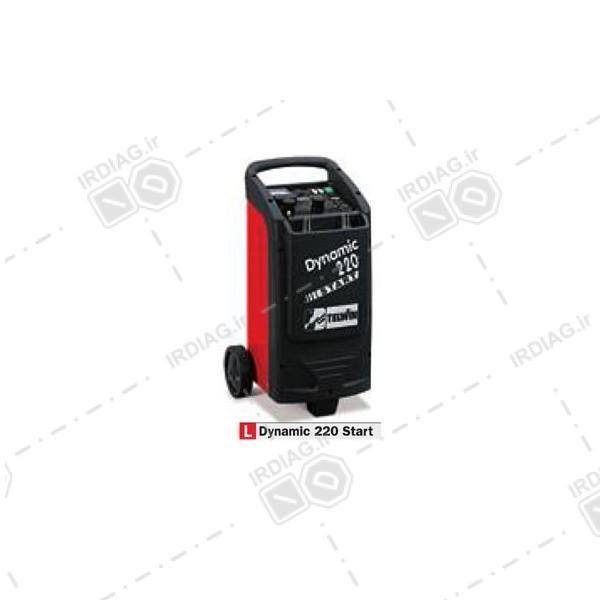 220 start 600x600 - دستگاه شارژر باتری داینامیک220 استارت