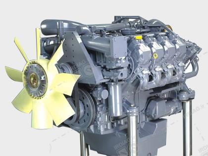 DEUTZ BFM 1015 Series Diesel Engine for Industry - شاپ منوال راهنماي تعميرات موتور دویتس Deutz BFM 1015