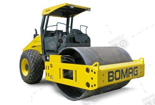 200206662 BOMAGSingledrumrollerBW211D 3 - شاپ منوال راهنماي تعميرات غلطک بوماگ BOMAG BW 219 D-4 / PD-4