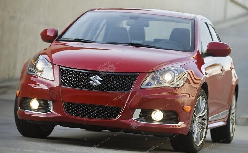 K6 9 - مستندات فنی-دستورالعمل باز و بست اهرم تعویض دنده در خودرو کیزاشی